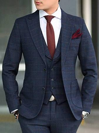 3 piece suit - Google Search | Cheap suits for men, 3 piece suit .