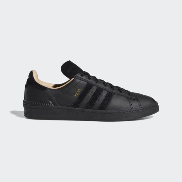adidas Campus ADV x Silas Shoes - Black | adidas