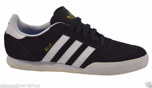 Adidas Silas – The Best Skate Shoes for Men! | Skate shoes, Adidas .