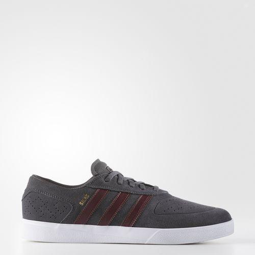 Grey - adidas silas vulc adv shoes - mens shoes uk snm1232209 .