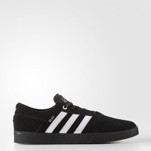 Discount Adidas Silas Vulc ADV Shoes Black Men KR608682 buy che