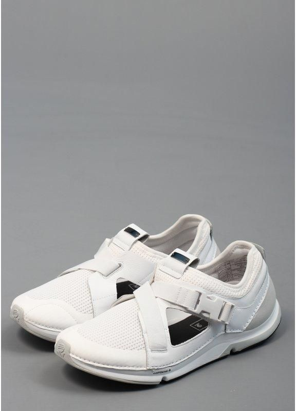 adidas SLVR Leather Buckle Trainers White | Fancy shoes, Fashion .