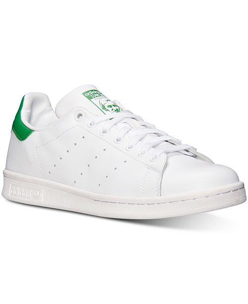 adidas Men's Originals Stan Smith Casual Sneakers from Finish .
