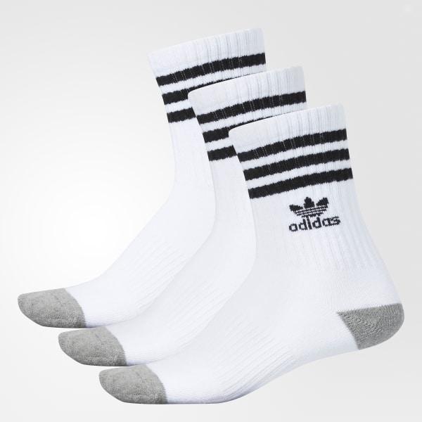 adidas Cushioned Crew Socks 3 Pairs - Multicolor | adidas