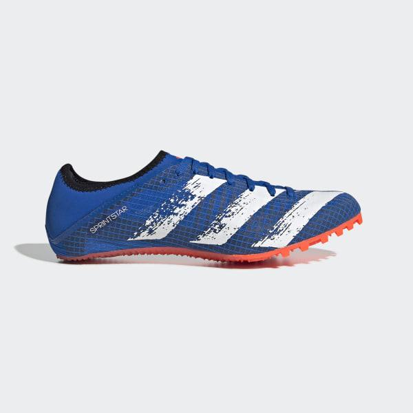 adidas Sprintstar Spikes - Blue | adidas