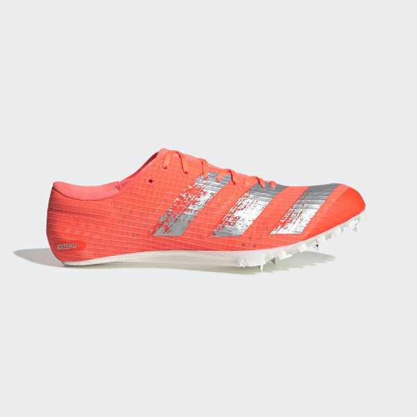 adidas Adizero Finesse Spikes - Orange | adidas