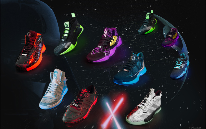Adidas x 'Star Wars' Sneakers Release Info: Price, Date + More .