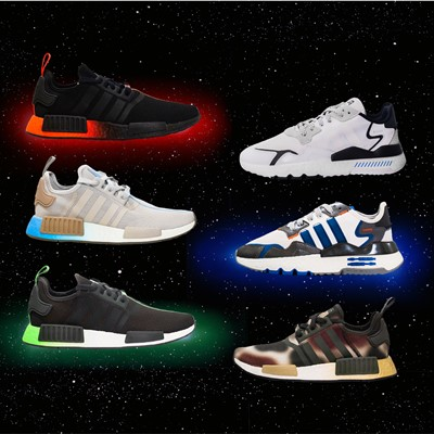 adidas Introduces adidas x Star Wars Characters-Themed Pa