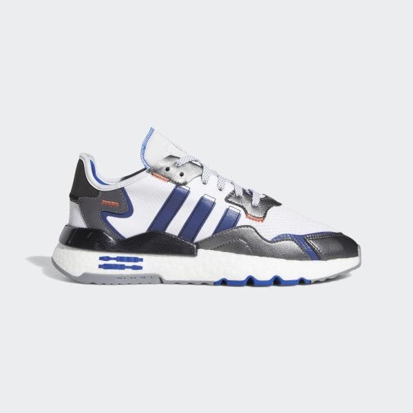 adidas Nite Jogger Star Wars Shoes - White   adidas