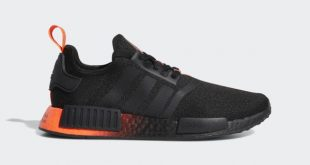 adidas NMD_R1 Star Wars Shoes - Black | adidas