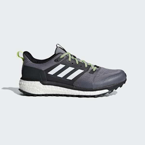 adidas Supernova Trail Shoes - Grey   adidas