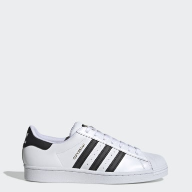 Men's Superstar Shell Toe Casual Shoes   adidas