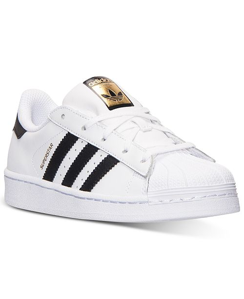 adidas Kids' Originals Superstar Sneakers from Finish Line .