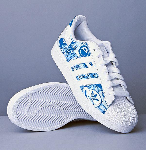 adidas original graffiti   Custom adidas, Adid