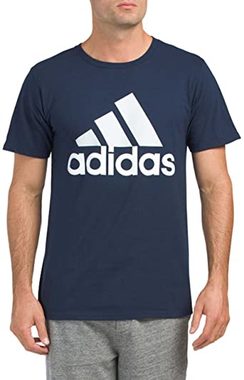 Amazon.com: adidas Men's Logo T-Shirt: Clothi