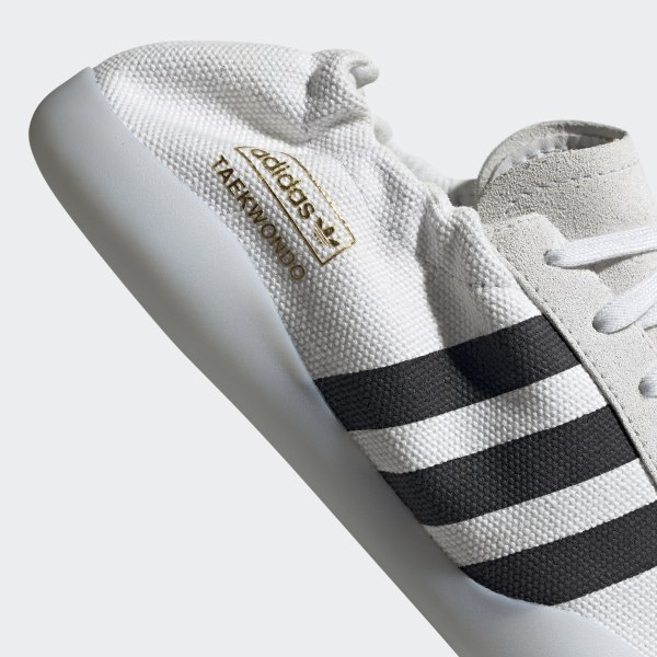 adidas Taekwondo Team Shoes - White   adidas