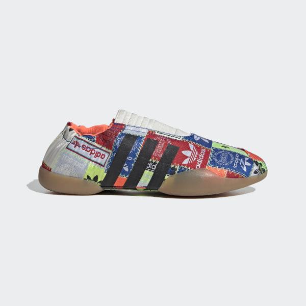adidas Taekwondo Shoes - White   adidas