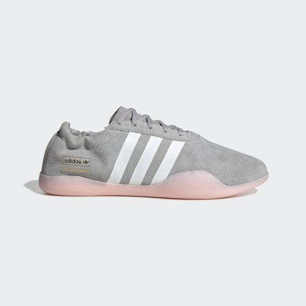 adidas Taekwondo Team Shoes - Grey   adidas