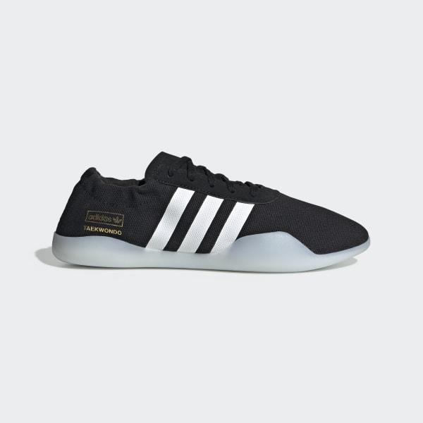 adidas Taekwondo Team Shoes - Black   adidas