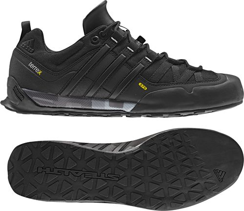 Adidas Terrex Solo Stealth Approach Shoes – The GearCast