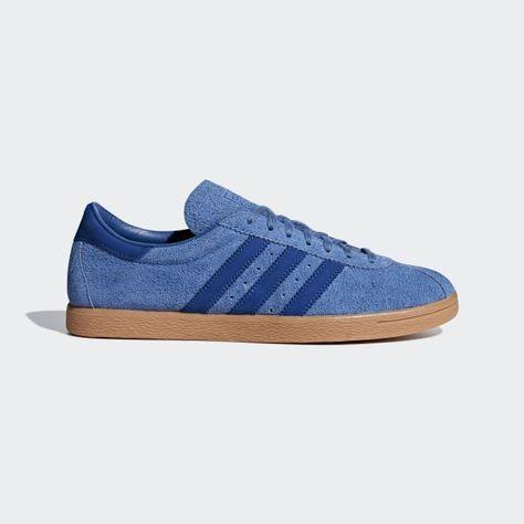 Zapatillas Adidas Tobacco Original | Shoes, Blue adidas, Blue sho