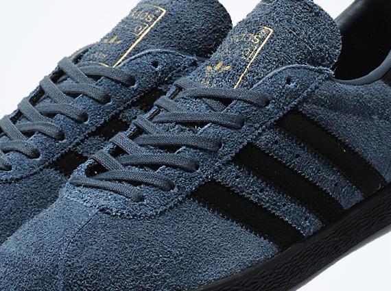 adidas Originals Tobacco - Dark Onix - Black - SneakerNews.c