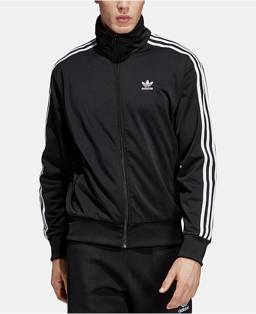 adidas adidas Men's Originals Adicolor Firebird Track Jacket .