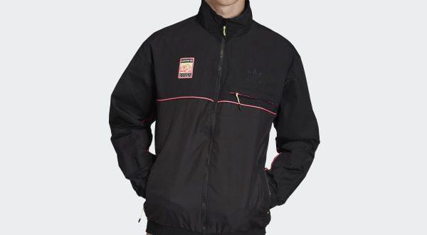 adidas Track Jacket - Black | adidas