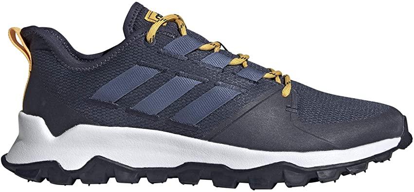 Amazon.com   adidas Kanadia Trail Mens Running Shoes - Navy-12.5 .