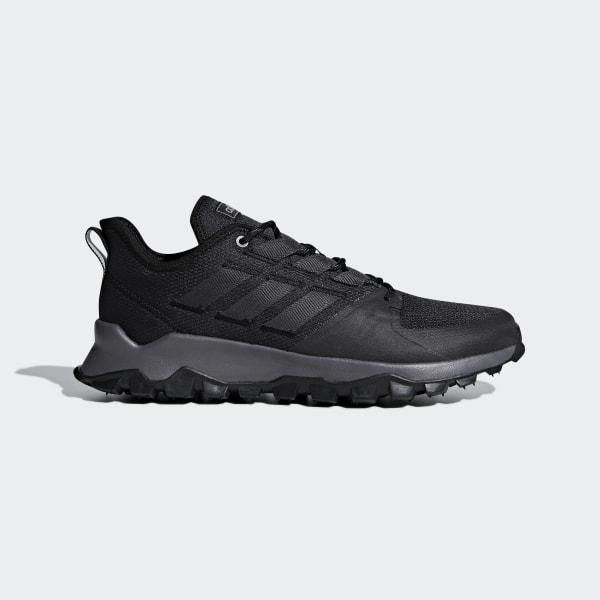 adidas Kanadia Trail Shoes - Black   adidas
