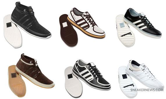 adidas Originals Vespa Footwear Collection - Spring/Summer 2010 .