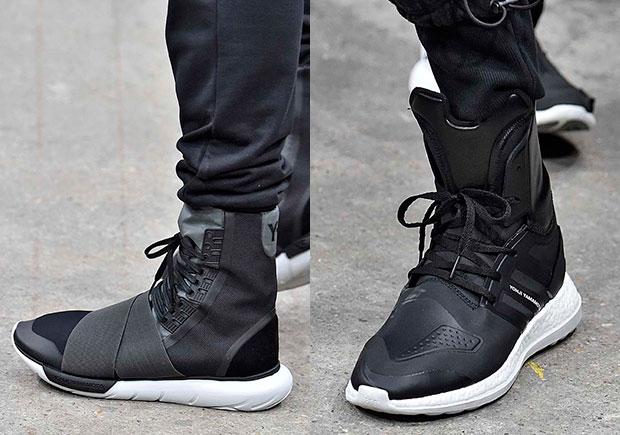 adidas Y-3 Footwear Autumn Winter 2016 Collection - Sneaker Bar .