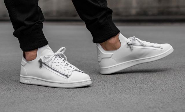 adidas Y3 Stan Smith Zip - Where To Buy - BB4797   The Sole Suppli