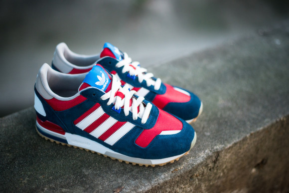 "adidas Originals ZX 700 ""Navy/Red/White"": Available Now 