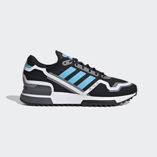 adidas ZX 750 HD Shoes - Black   adidas