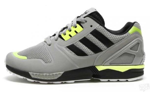 adidas ZX 8000 Tech Gray/Electr