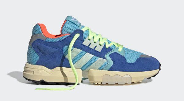 adidas ZX Torsion Shoes - Blue | adidas