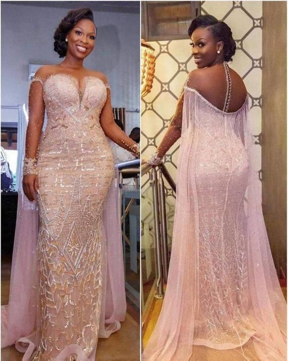 African wedding dress/African prom dress /African attire /party .