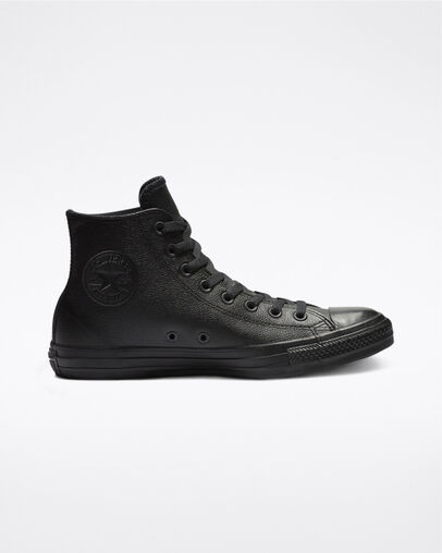 Converse Chuck Taylor All Star Leather Unisex HighTopShoe .