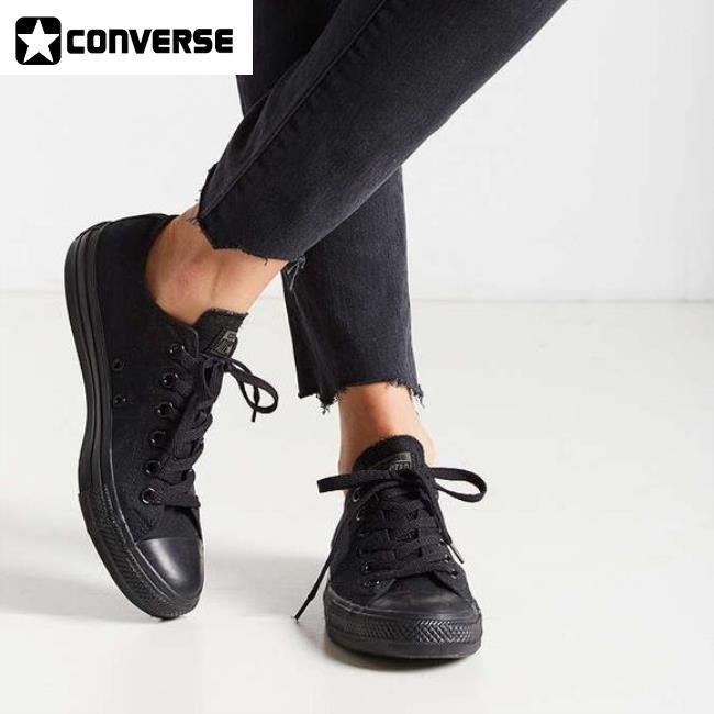 Converse Low Top All Black infinities1st.c