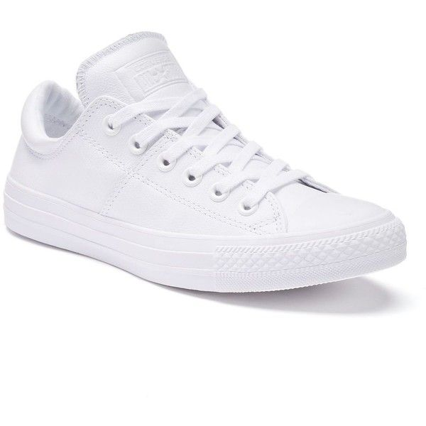 Women's Converse Chuck Taylor All-Star Madison Leather Low-Top .