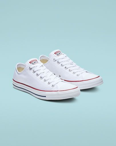 Chuck Taylor All Star in 2020 | White converse shoes, Chuck .