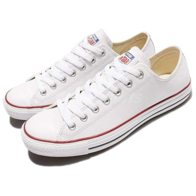 Converse Shoes Chuck Taylor All Star Men Women Leather Low Top .