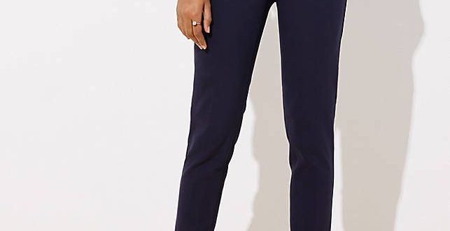 Skinny Ankle Pants in Curvy Fit | LO