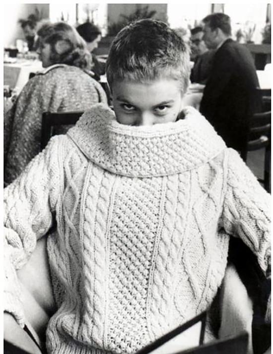 Knitwear 101: History of the Aran Sweater - Sun Valley Alpaca C