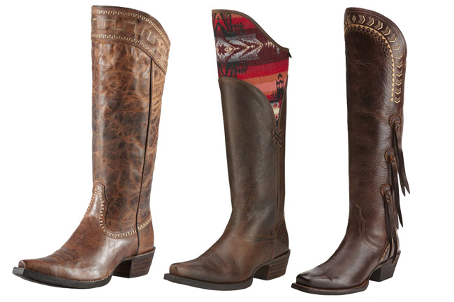 3 Pairs of Affordable Ariat Boots for Fall   Horses & Hee
