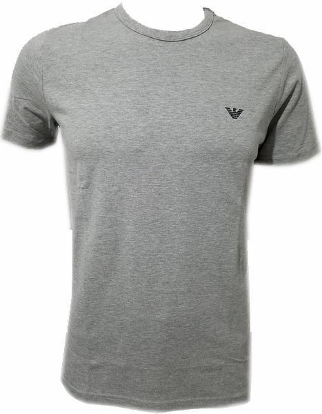 Emporio Armani Men T-Shirt, Small Eagle Logo Slim Fit in 2020 .