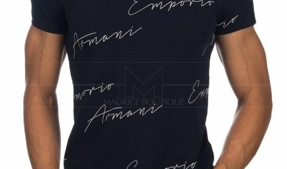 Emporio Armani T Shirt 6G1TE0 1J00Z - White   Tee shirt designs, T .