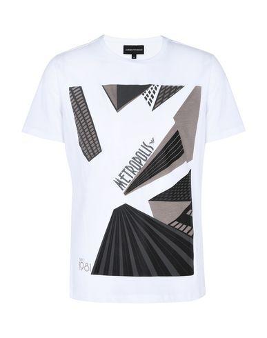 Emporio Armani T-Shirt - Men Emporio Armani T-Shirts online on .