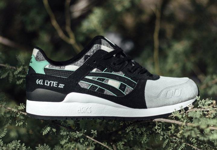 ASICS Gel Lyte III Lumberjack - Sneaker Bar Detro